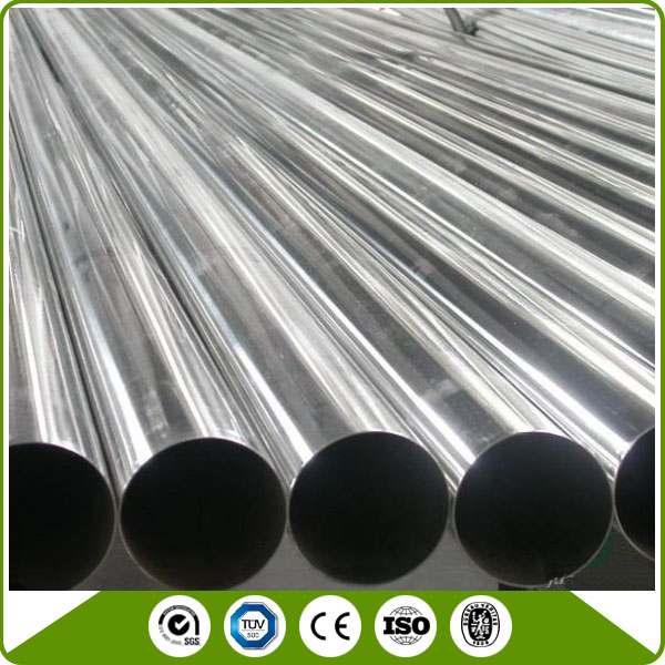 sgs certification 304 201 316 Stainless Steel Pipe tube Price Per kg from China