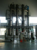 Multi-effect Contiuous Crystallization Evaporator for salt solution,salt making,caustic soda and caustic potash