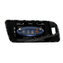 Zonteck ZK-7204M 7 Inch Car DVD Player GPS for AUDI A4L A5 Q5