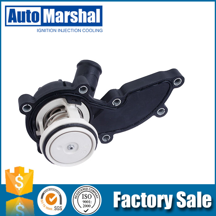 high quality aftermarket OEM thermostat housing for AUDI A6 A6 A8 OEM 06E 121 111G