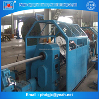 ISO9001 new product all kinds of metal tapes or steel tape cable armour machine