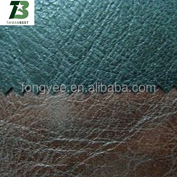 High quality synthetic leather for pu leather