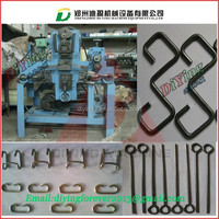 High efficiency belt buckle machine/belt buckle making machine/strapping buckle making machine