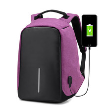 New Casual Shoulder Bag Anti Theft Sports Backpack Simple Student Bag Multifunctional Charge Travel Camera Backpack