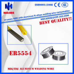 CHINA SUPPLIER ALUMINUM WELDING RODS ER5554