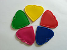 plastic balloon weights 8g , haert shape balloon weights event and party deco