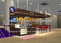 2014 new fashionable customized and the best-selling coffee kiosk for sale