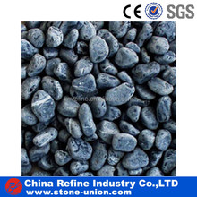 dark blue cobblestone for decoration