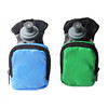 Easy carrying sports wrist bag with plastic water bottle holder for running and exercise