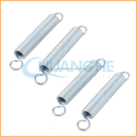 The best quality in Alibaba steel tension springs with ends hook