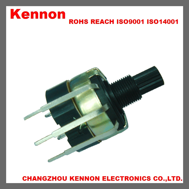WH137 rotary potentiometer with switch for ceiling fan control speed control led light control Bangladesh