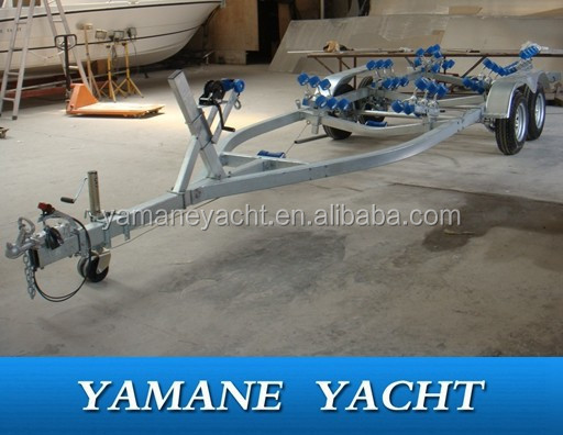 aluminum boat trailer for 40GP