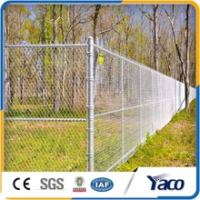 low price chain link fence post extension