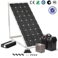 5KW Mini Projects for Electrical Solar System With Grid Power Switch For Sale