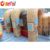 Kids outdoor toys fun city inflatable playground from china