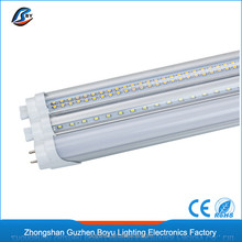 2015 high lumen 4ft t8 1200mm 90mm 60mm SMD2835 t8 led tube light 18-19w
