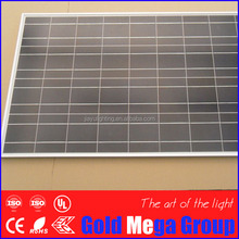 CE/IEC/TUV/UL Certificate Mono and Poly 50W to 150W solar PV panel solar sell module price