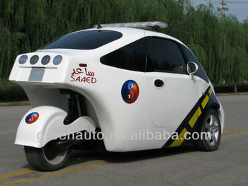 High Speed Electric Tricycle SH20KW