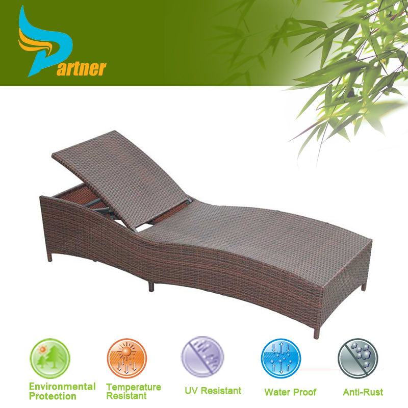 Alibaba Express Outdoor Furniture Folding Chaise Round Heavy Duty Cheap Industrial Chaise Lounge Chair