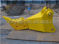 Construction machinery spare parts DOOSAN ripper, DOOSAN seam ripper, ripper equipment