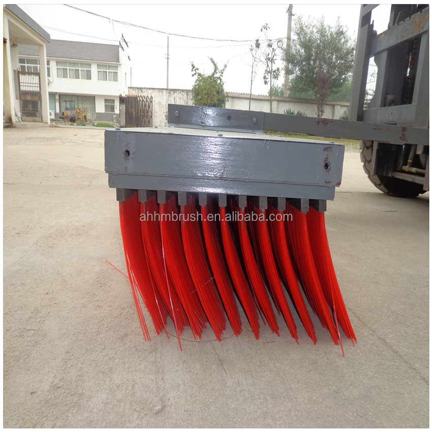 Hot Selling Forklift Road Sweeper Strip Brushes