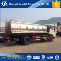 CLW fresh milk transport tank truck manufacturer good price 10cbm 10000liters fresh milk truck with good price
