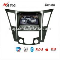 CAR DVD GPS NAVIGATION SYSTEM FOR HYUNDAI SONATA 2011 WITH 7 INCH SCREEN/BLUETOOTH/SD/USB/I-POD/REARVIEW CAMERA