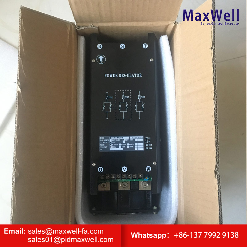 Maxwell TC-24100 voltage regulator types
