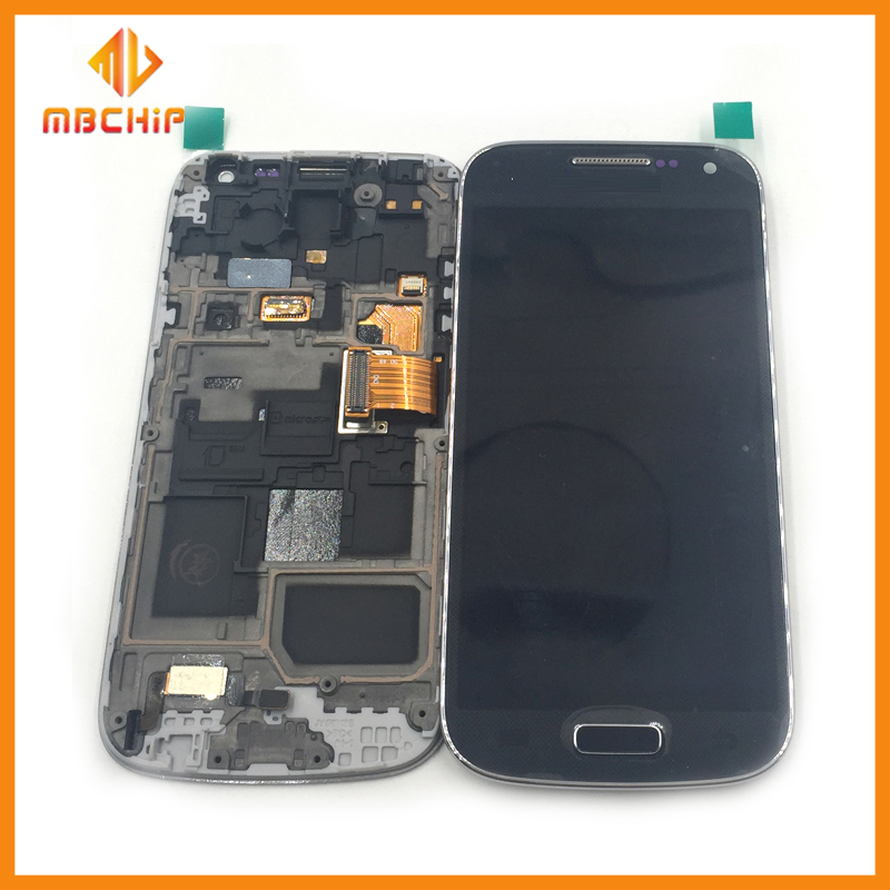 Display lcd for samsung galaxy s4 mini i9190 i9192 i9195,wholesale for samsung s4 mini lcd screen with touch