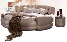 2014 latest cheap price round bed on sale