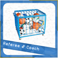 Basketball cart/basket ball euipment