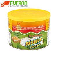 Fufann Coconut Milk Coconut Paste Halal