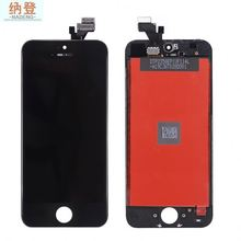 Free post shipping lcd screen display for iphone 5,for iphone 5 digitizer,for iphone 5 lcd touch screen
