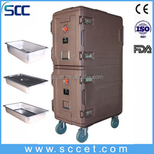 165L Hot sell restaurant food warmer/restaurant buffet equipment/hotel charfing dish