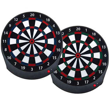 High Quality Custom Electronic Dartboard Safety soft tip dartboard for Kids and adults
