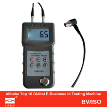 Ultrasonic Chrome Coating Thickness Gauge
