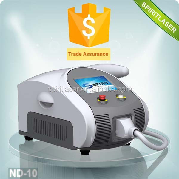 Professional Tattoo Removal Laser Body Beauty Equipment