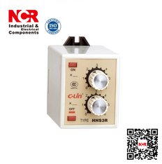 12V Time Relay /Time delay relay (HHS3R)