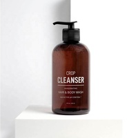 Wholesale Organic Natural Hand Cleanser Hand Soap For Men Face Body Wash