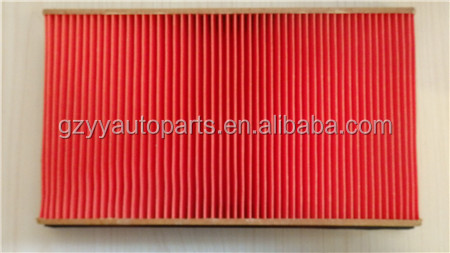 Genuine parts auto air filter replacements Oem 16546-3J400
