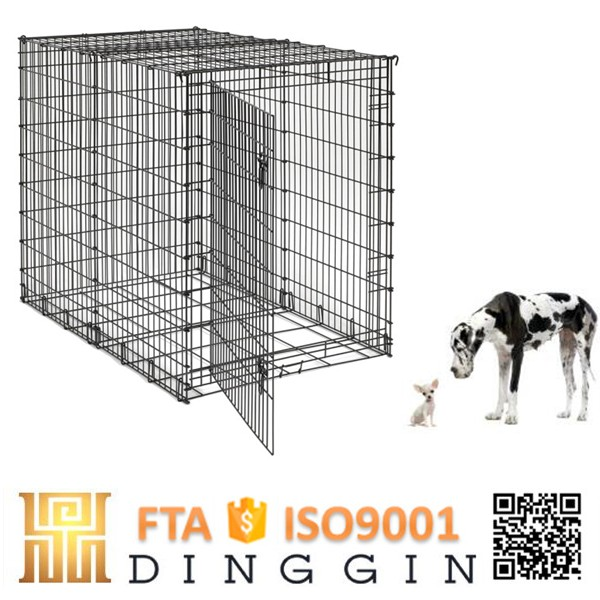 Pet display cages for dogs