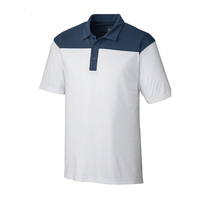 custom fashion leisure golf shirt for men