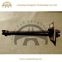 GY self drilling anchor bolt for mining support