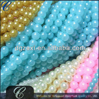 ABS plastic Pearl Beads Factory AAA Good Quality Plastic String