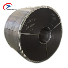 0.5mm thick deep drawing zinc steel slit coils, galvanized iron roll with cold rolled steel