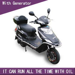 m6 lifan 200cc moped electric motorcycle with engine