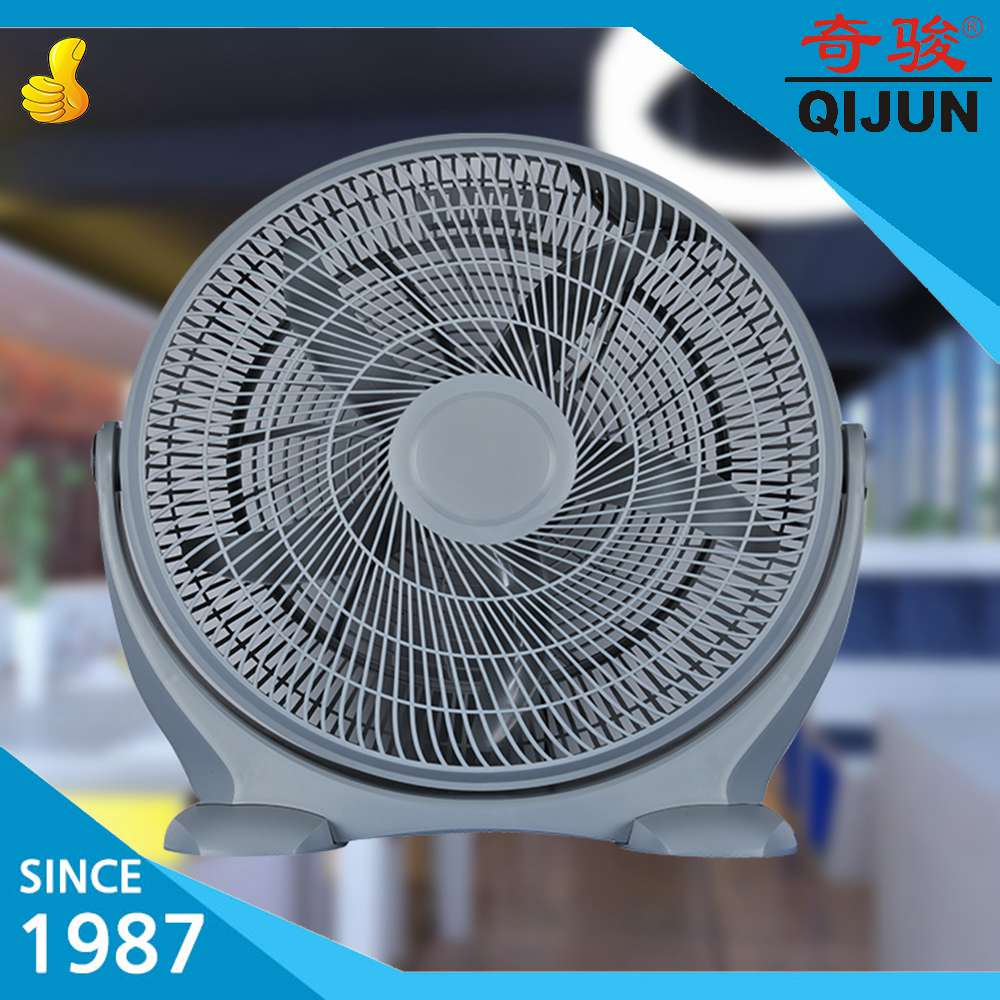 Grey / Black Box Fan 20 inch AC Cooling Fan ELectrical Panel Cooling Fan