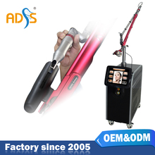 ADSS picosecond nd yag tattoo removal 1064nm/532nm tattoo removal laser machine