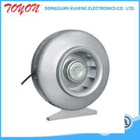 toyon UL CE CCC RoHS Certification and Alumnium Material exhaust fan