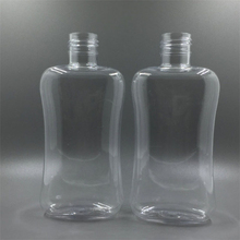 Empty Shampoo Big Lotion 200Ml Pet Plastic Bottle